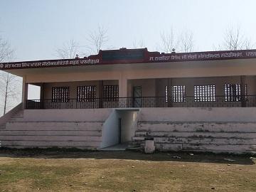 S. Nagina Singh Memorial Stadium, Paldi